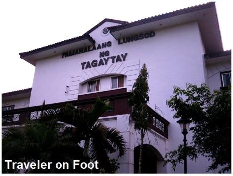tagaytay-municipio