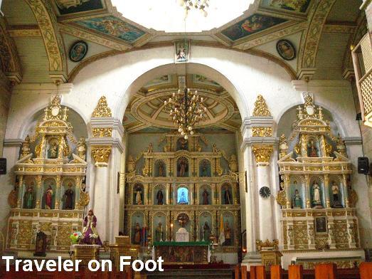 Pakil Church Traveler On Foot
