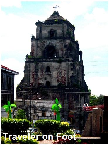 Ilocos Sinking Bell Tower