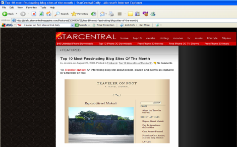 Starcentral daily