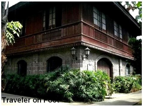 Best Filipino Ancestral Houses on art nouveau patterns