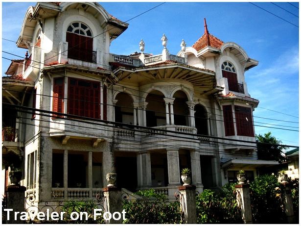 Philippine Ancestral Houses Traveler On Foot