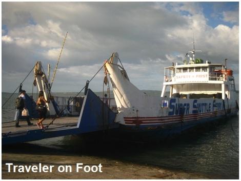 Cebu Bantayan ferry