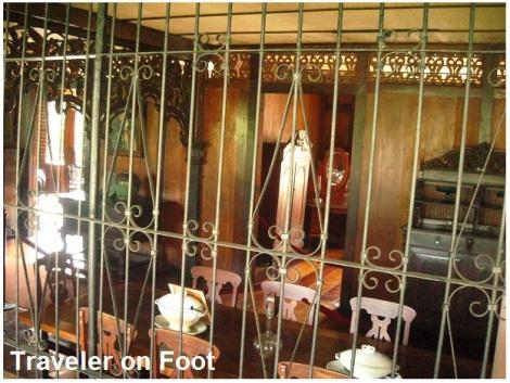 Cebu Casa Gorordo antiques