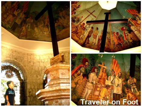 Cebu Shrine of Magellen's Cross