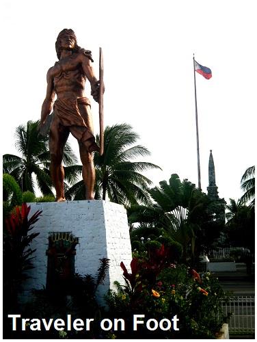 Cebu Lapu-lapu monument
