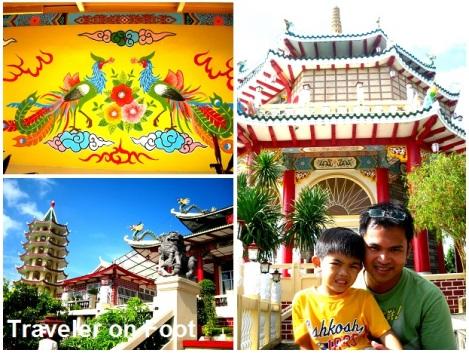 Cebu Taoist temple Lahug