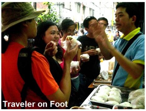 Big Binondo Food Wok Siopao