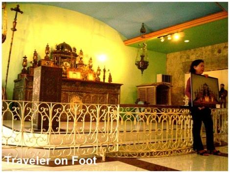 Cebu Metropolitan Cathedral Baby Arnuco