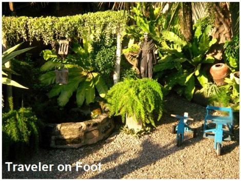 Cebu Yap-Sandiego garden