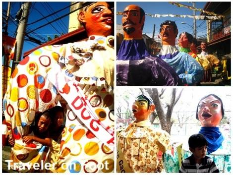 Higantes Festival Rizal