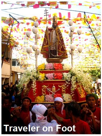 Higantes Festival San Clemente