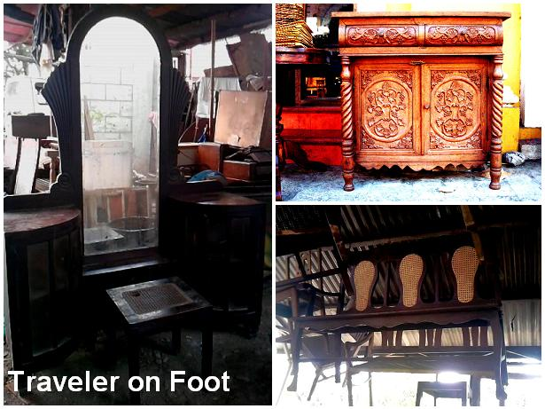 FOR INVESTMENT ... - Philippine Antique Furniture Traveler On Foot