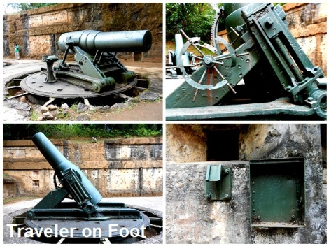 Corregidor guns battery way