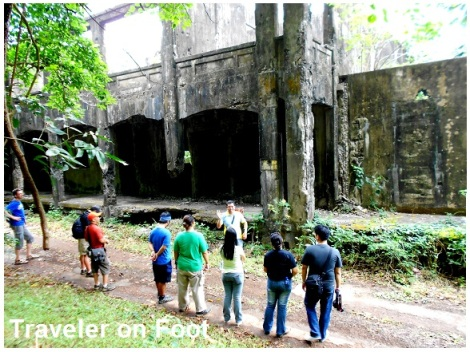 Corregidor media tour