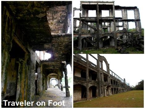 Corregidor topside