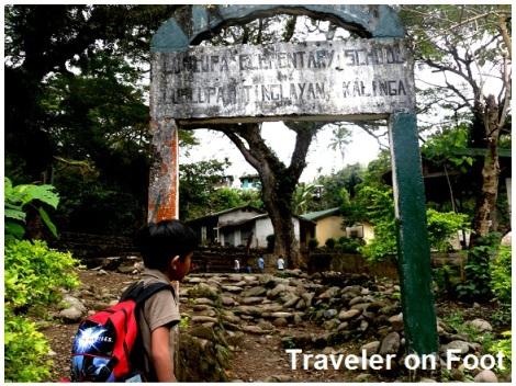 Tinglayan Luplupa village