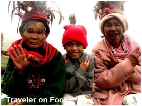 Banaue Ifugaos