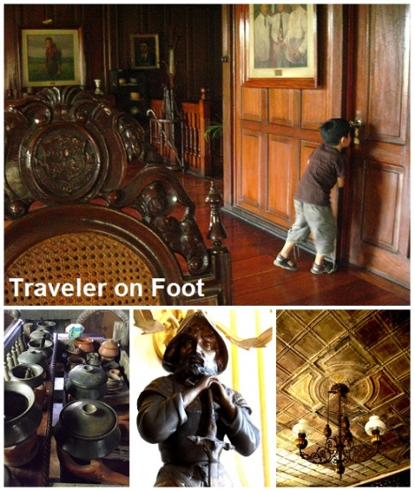 Furniture and furnishing in an Ancestral House