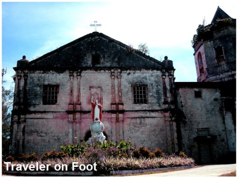 Santa Cruz Church Bohol