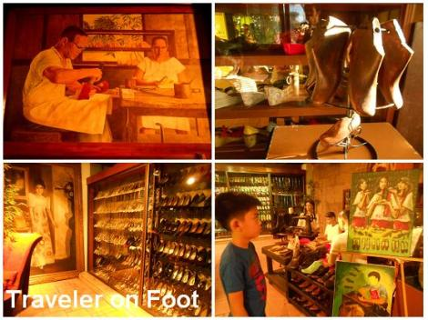 Marikina Shoe museum collection