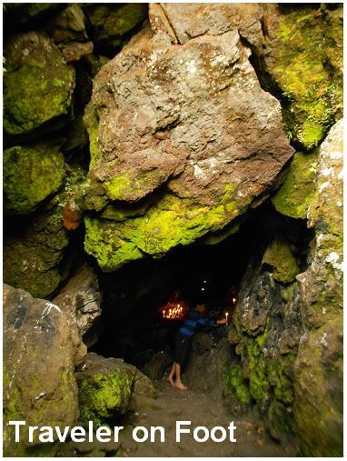Mount Banahaw Ina ng Awa cave