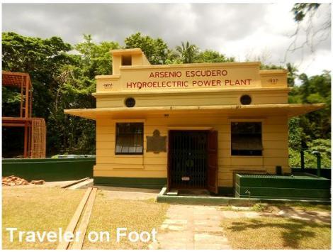 Villa Escudero Hydroelectric plant