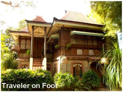 Sulyap Obando house