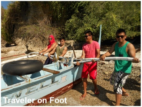 Batangas Bay boat
