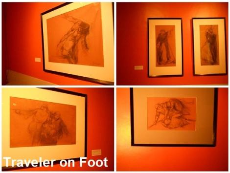 Lopez Museum Bustamante studies