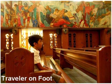 FEU Heritage Tour Botong Murals