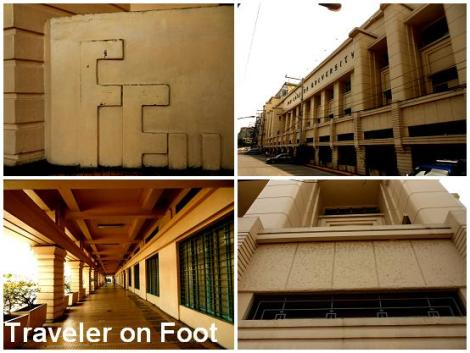 FEU Heritage Tour Nicanor Reyes Building