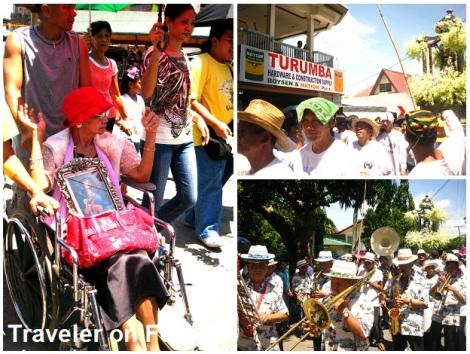 Turumba healing dance