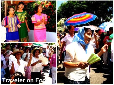 Turumba healing procession