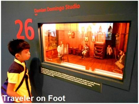 Ayala Museum Damian Domingo
