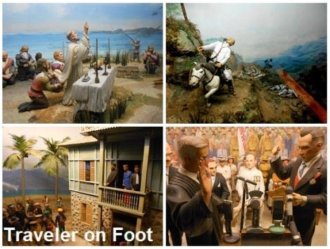 Ayala Museum diorama exhibit