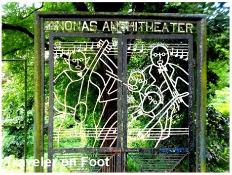 Balara Filters Park Anonas Amphitheater