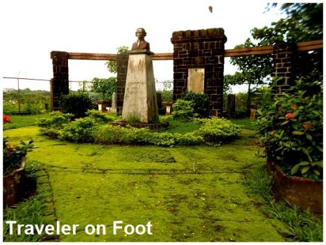 Balara Filters Park Carriedo Monument