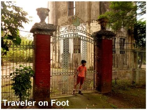 Balara Filters Park old gate