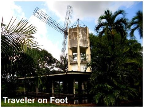 Balara Filters Park Windmill