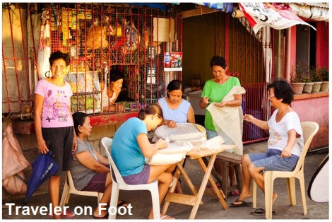 Lumban Women Embroiderers