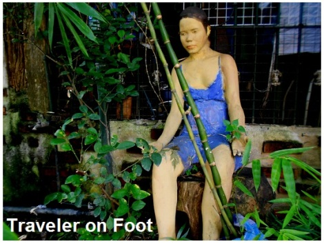 Lydia Velasco statue