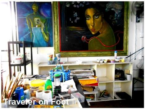 Lydia Velasco studio