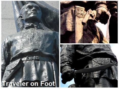Monumento Andres Bonifacio