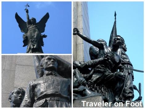 Monumento sculpture