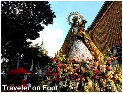 Grand Marian Procession Consolacion y Correa