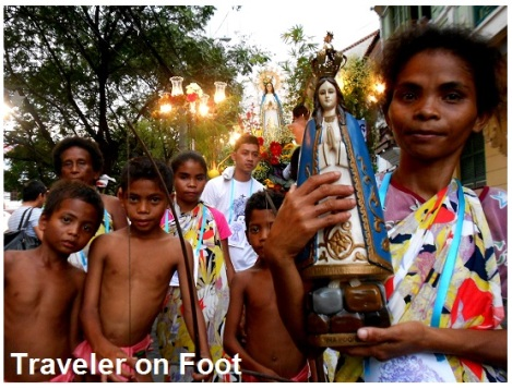 Grand Marian Procession Ina Poon Bato