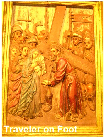 Tanay Church stations of the cross