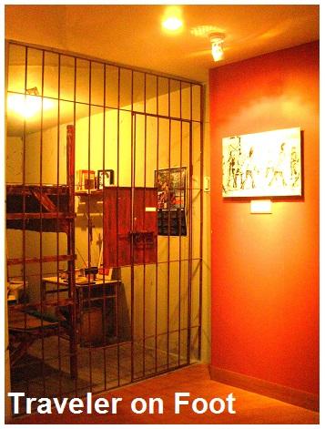 Bantayog ng mga Bayani Jail cell
