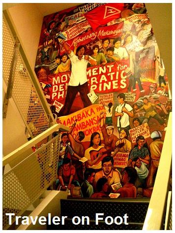 Bantayog ng mga Bayani Mural